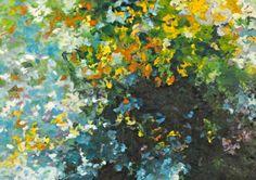 "Saatchi Art Artist Gaby Silva Bavio; Painting, ""Lifetime"" #art"