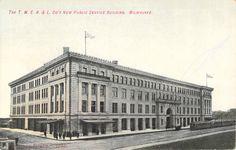 The T.M.E.R. & L Co's New Public Service Building Milwaukee, WI