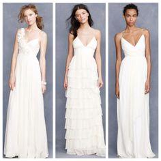 Jcrew wedding - third gown :)