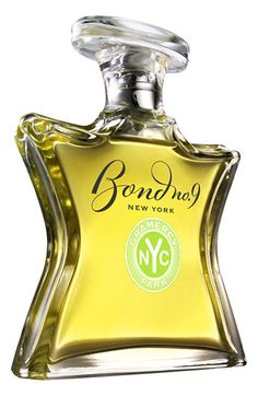[to try] Bond No. 9 New York 'Gramercy Park' Fragrance available at #Nordstrom Green, sheer wood