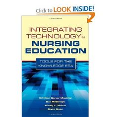 Since technology is important to many students, this book would be helpful to nurse educators who need strategies on how to integrate technology in the classroom.