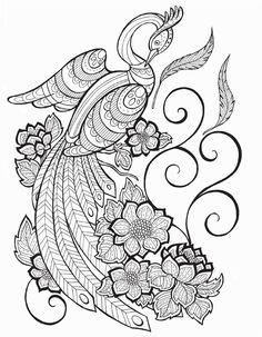 GRATUIT: Desene de colorat pentru adulti Plansa de colorat