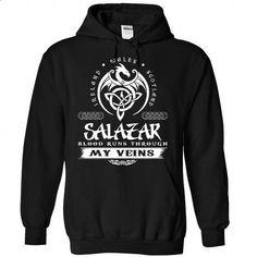 SALAZAR Celtic Blood - #southern tshirt #tshirt women. I WANT THIS => https://www.sunfrog.com/Names/SALAZAR-Celtic-Blood-7567-Black-Hoodie.html?68278