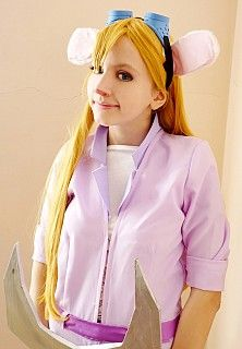 Gadget Hackwrench - Chip 'n Dale Rescue Rangers cosplay by Haruhi-tyan Kids Gadgets, Office Gadgets, High Tech Gadgets, Kitchen Gadgets, Diy For Kids, Cool Kids, Kids Fun, Treasure Planet Captain Amelia, Kim Possible Shego