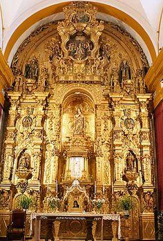 Convento del Espíritu Santo.  Calle Espirítu Santo.  Sevilla