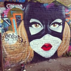 Vanderlism Vision Art, Dark Beauty Magazine, American Graffiti, Cool Art, Awesome Art, Eye Art, Street Art Graffiti, Rest Of The World, Banksy