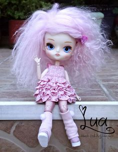 Lua by ♥ Kety Marques -Mundo Doll ♥, via Flickr