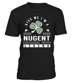 NUGENT Original Irish Legend