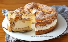Sweet Recipes, Cake Recipes, Dessert Recipes, Sweet Cooking, French Pastries, Sweet Bread, Delicious Desserts, Cupcake Cakes, Bakery
