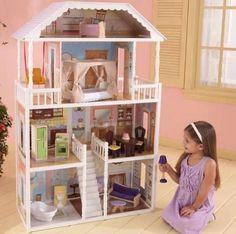 Savannah Doll House