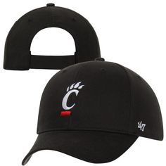 '47 Brand Cincinnati Bearcats Toddler Basic Hat - Black - $5.99