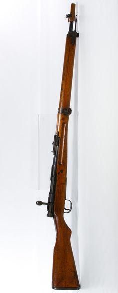 Lot 274: World War II Era Japanese Type 99 Arisaka 7.7x58mm Rifle (Serial #75378); Bolt action 5-round internal box magazine rifle with cleaning rod