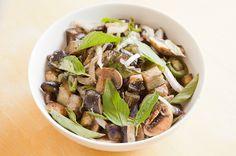 Thai Basil Eggplant - Recipe | Herbivoracious - Vegetarian Recipe Blog - Easy Vegetarian Recipes, Vegetarian Cookbook, Kosher Recipes, Meatless Recipes