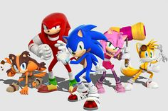 Sonic Boom Games Confirmed for E3, New Details Revealed