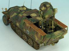 Sd.Kfz. 251/20 Ausf. D Uhu