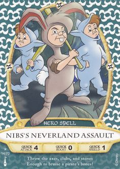 Nib's Neverland Assault