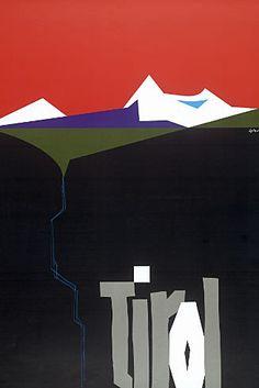 Arthur Zelger – Tirol, 1973