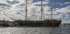 Looking good! Less than two months until the CHARLES W. MORGAN departs for her #38th Voyage on May 17.