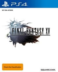 Final Fantasy XV | Real-Time | at Mighty Ape NZ