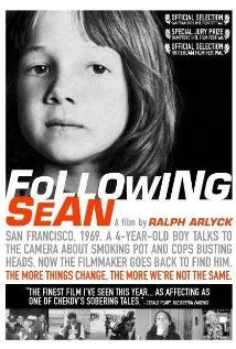 Following Sean (2005) Poster. I really enjoyed  this documentary.