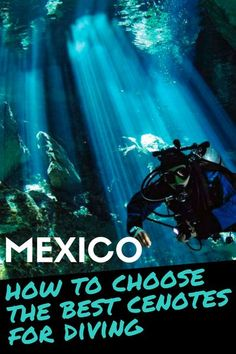 The number of cenotes around Tulum and Playa del Carmen is unbelievable. And so is the number of dive shops. Here is a list of questions that will help you choose the best ones.