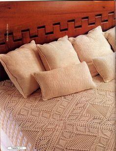 (492x640, 77Kb) squar, crochet afghan, thing crochet, para cama, colcha para, manta para, crochet bedspread