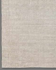 Lino Rug - Sand