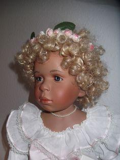 Künstlerpuppe, Porzellanpuppe von Pamela Erff (WIE NEU)   eBay