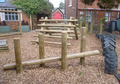 Outdoor Play Areas | Kids Corner