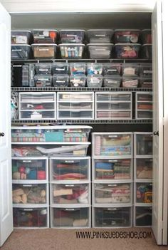 Closet Organizing Ideas, How to Organize Closets, Closet Organizers, Photos of Organized Closets