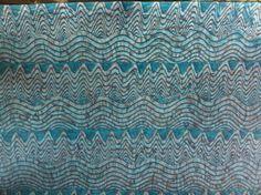 Paste Paper by Madeleine Durham