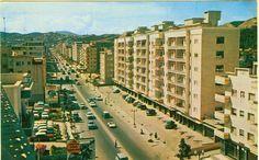 AVDA VICTORIA, CARACAS EN RETROSPECTIVA: Historia de las Avenidas de Caracas