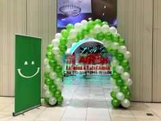 Balloon Arch, Balloons, Js Prom, Company Anniversary, Balloon Decorations, 50th, Celebration, Graduation, Product Launch