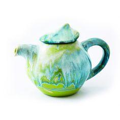 Imbryk dzbanek na kawę lub herbatę 2L w ArtMika Ceramic Design na DaWanda.com #niezchinzpasji#