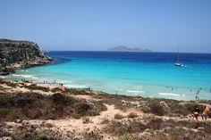 Favignana Island - Cala Rossa
