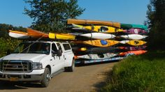 Guide & Shuttle Services - Willamette Water Trail