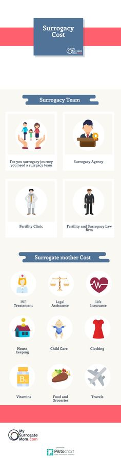 Surrogate mother Cost and Surrogacy Cost.