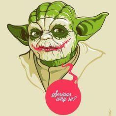 Joker Yoda