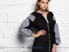 foberini платье вышиванка
