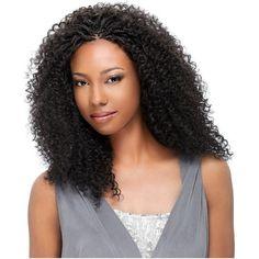 Sensationnel Human Blend Braid Premium Too Jerry Curl Bulk Micro Braids Hairstyles, Braids Hairstyles Pictures, African Hairstyles, Weave Hairstyles, Girl Hairstyles, Black Hairstyles, Micro Braids Styles, Braid Styles, Black Girl Braids