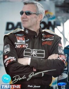 Dale Jarrett- my favorite driver