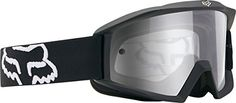 2016 Fox Racing Main Goggle - Matte Black Clear Lens Fox ... https://www.amazon.com/dp/B00LSNMYZM/ref=cm_sw_r_pi_awdb_x_xTC4ybT1QYDVB