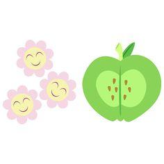 My little Pony - Big Mac + Cheerilee Cutie Mark V3