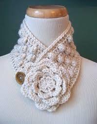 Image result for scarf crochet preti