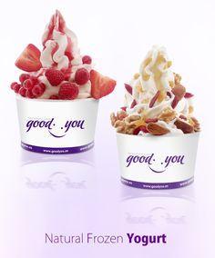 Good You. Forzen Yogurt