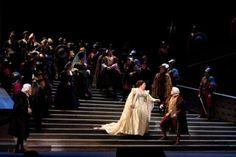 Ernani. Dmitry Hvorostovsky's recent performance at the Met in New York. Source: The Metropolitan Opera / Press Photo