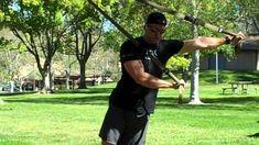 Kick Ass workout: THE EXECUTIONER, An Advanced TRX Workout
