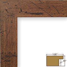 Craig Frames FM26WA2436C 1.26-Inch Wide Picture/Poster Frame in Smooth Grain Finish, 24 by 36-Inch, Dark Brown Craig Frames Inc. http://www.amazon.com/dp/B0046DEX5K/ref=cm_sw_r_pi_dp_niNfwb0J1E42B