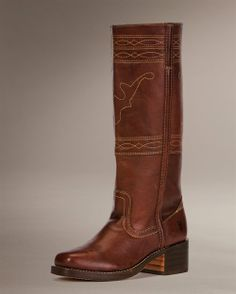 $298 Frye Campus Horse Stitching  Another Favorite!