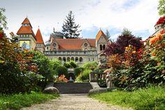 A Bory vár Székesfehérváron.